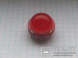 Светодиод 20 мм DLA 6SRD Kingbright 12 pin красный 1 шт, фото №2