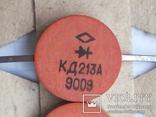 Диод КД213А 200V 10A военприемка 10 шт, фото №3