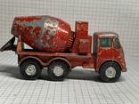 Matchbox Lesney Kingsize No13 Ready Mix Concrete Truck, фото №4