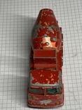 Matchbox Lesney Kingsize No13 Ready Mix Concrete Truck, фото №6
