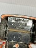 Matchbox Lesney Kingsize No13 Ready Mix Concrete Truck, фото №9