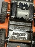 Matchbox Lesney Kingsize No13 Ready Mix Concrete Truck, фото №11