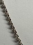 925 серебро Цепочка с кулоном в виде Скорпиона, фото №5