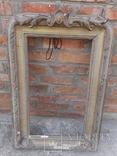 Рама зеркала середина 19 века, фото №2