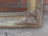 Рама зеркала середина 19 века, фото №6