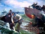 Морський бій - атака. Копія., фото №3