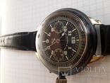 Часы хронограф HY MOSER & CIE, фото №3