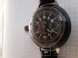 Часы хронограф HY MOSER & CIE, фото №4