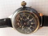 Часы хронограф HY MOSER & CIE, фото №6