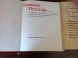 Киевская псалтирь Вздорнов в 2 -х томах, фото №6