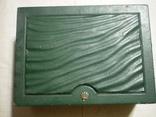 Оригинальная коробка для наручных часов ROLEX, фото №2
