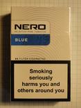 Сигареты NERO BLUE
