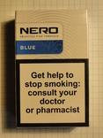 Сигареты NERO BLUE фото 2