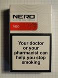Сигареты NERO RED фото 2
