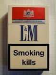 Сигареты LM   RED LABEL