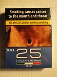 Сигареты XXL 25 BLUE Италия