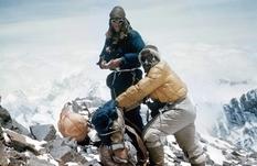 Эдмунд Хиллари и Тенцинг Норгей: первое удачное восхождение на Эверест