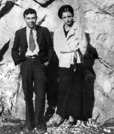 Bonnie and Clyde: the most famous criminal couple