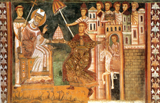 Konstantin the Great: the first Christian on the Roman throne