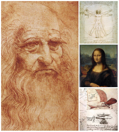 Machine guns or helicopter: scientists have prepared a test of the work of Leonardo da Vinci