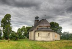 The restoration of the Gorian Rotunda in Uzhgorod is almost complete