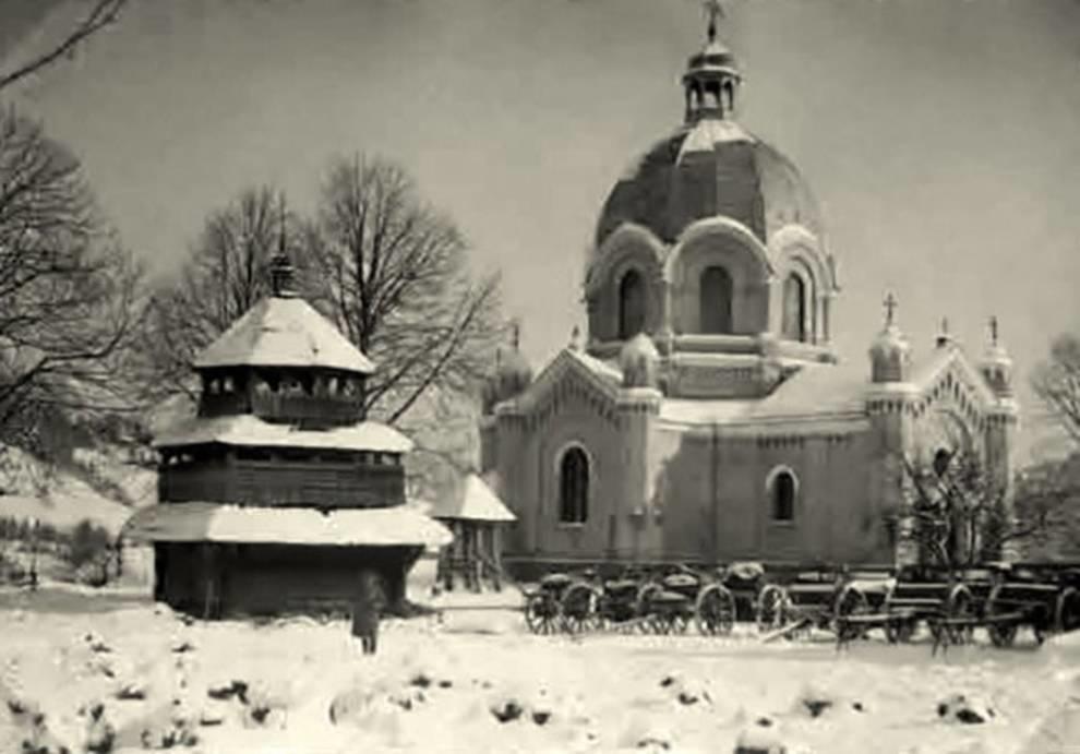 Какой была зима на Львовщине 100 лет назад?