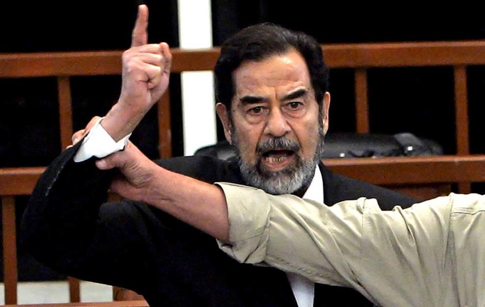 Саддама Хусейна повесили накануне религиозного праздника