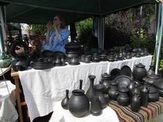 The main pottery festival of Ukraine started in Poltava