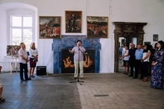 79-year-old pause is over: Podgoretsky castle was opened for visitors