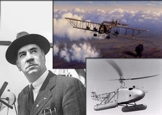 Igor Sikorsky: a Ukrainian who received a patent for a helicopter