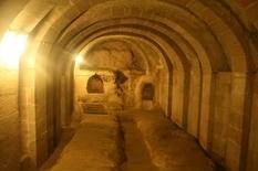 Во время ремонта дома житель Турции обнаружил подземный город