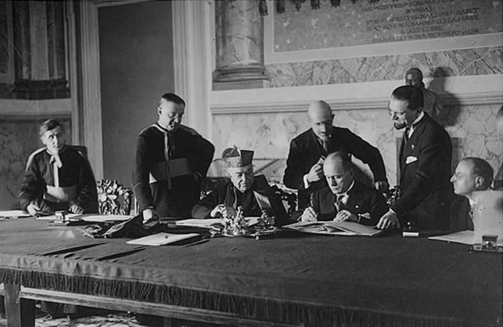 Латеранские соглашения: о чем договорились итальянское государство и Святой Престол?