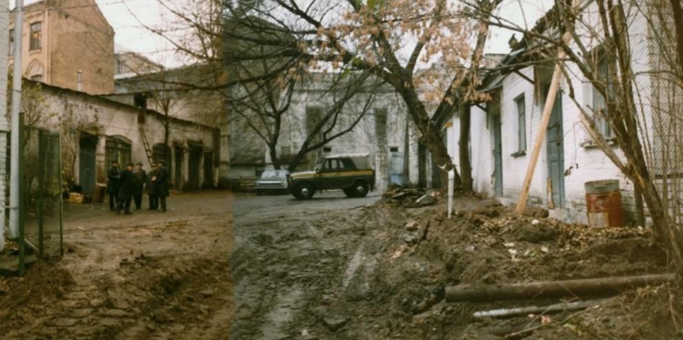 Как Киев отходил от зимы 1985 года: подборка фотографий