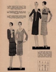 Соломенные шляпки и свободные жакеты: модные тенденции весеннего Львова 1929 года