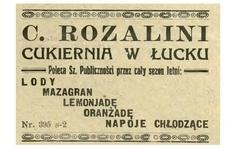 Шакотис, фаворки и мазагран: почему сладости Розалини в Луцке были такими вкусными?