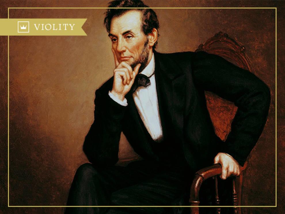 Авраам Линкольн был убит во время спектакля