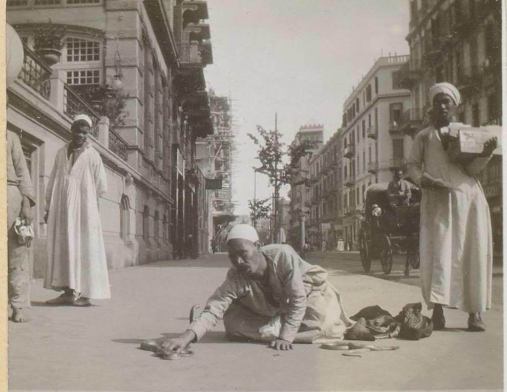 Столица Египта в подборке ретро-фото