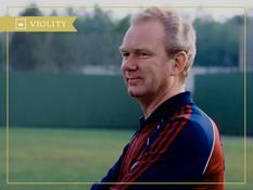 Valery Lobanovsky - the most award-winning coach of the USSR