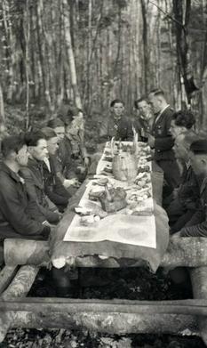 Как праздновали Пасху воины УПА во время Второй мировой войны?