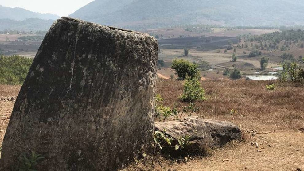 Traces of ancient civilization discovered by archaeologists in Laos