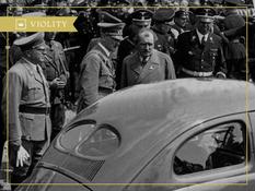 Экономичный, вместительный и доступный: каким был народный автомобиль Адольфа Гитлера?