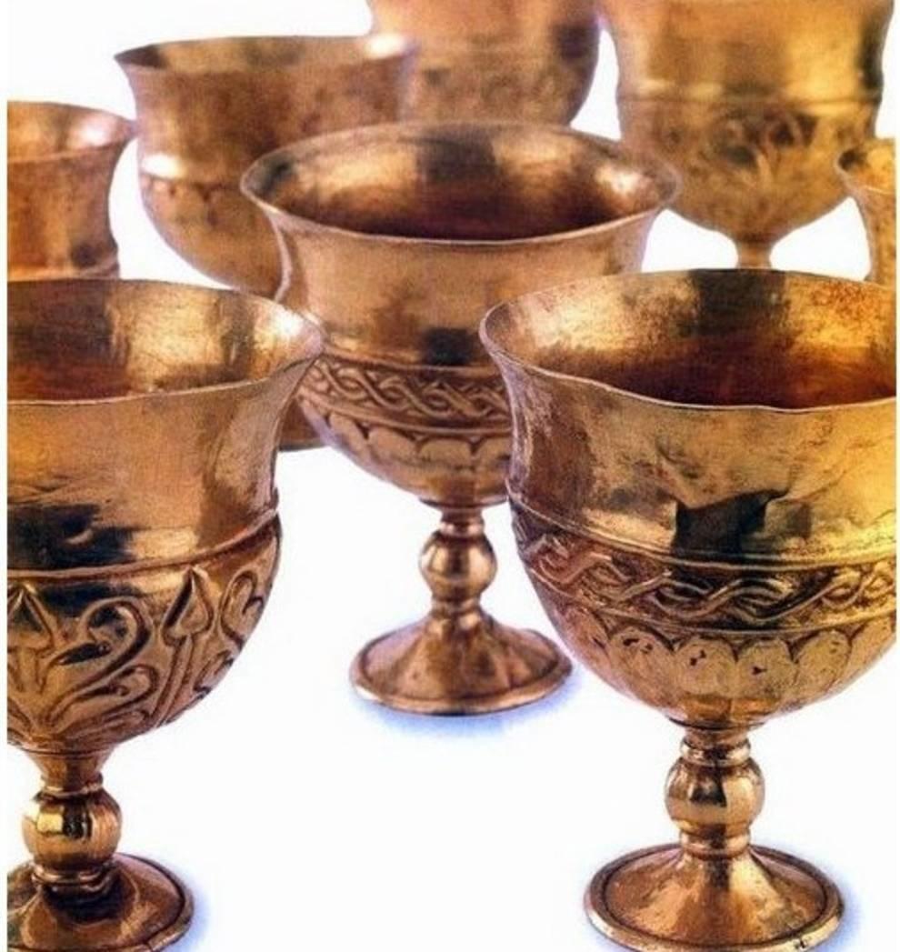 Pereshchepy treasure - the richest discovery of the XX century
