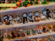 Киндер-сюрпризы: типы игрушек для коллекционирования
