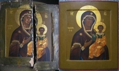Miracles of restoration, or what could masters do with spoiled antiques?