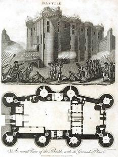 14 июля: взятие Бастилии, падение колокольни на площади Святого Марка и рекорд Рональда Кларка