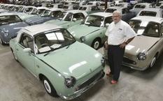 Самая крупная частная коллекция автомобилей в США