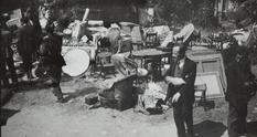 Стамбул времен Первой мировой войны на раритетных снимках