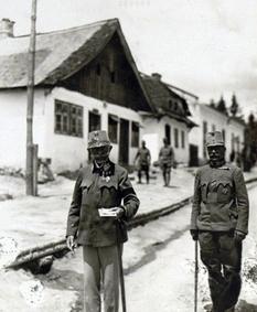 Жизнь австрийцев в галицком селе: подборка фотографий