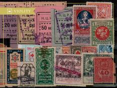 Узнайте, какие типы непочтовых марок собирают коллекционеры
