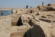 Останки 3400-летнего дворца были найдены в Курдистане